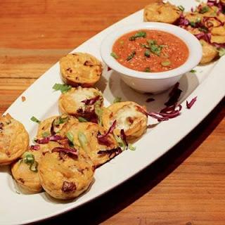 Chorizo and Potato Spanish Tortilla Bites Recipe