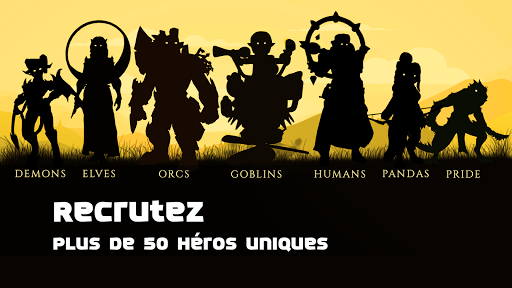 Code Triche Dragon Champions APK MOD (Astuce) screenshots 1