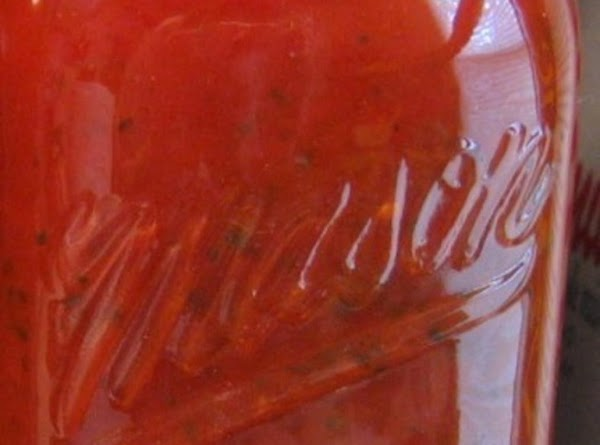 Canning Story's Homemade Spagetti Sauce Recipe
