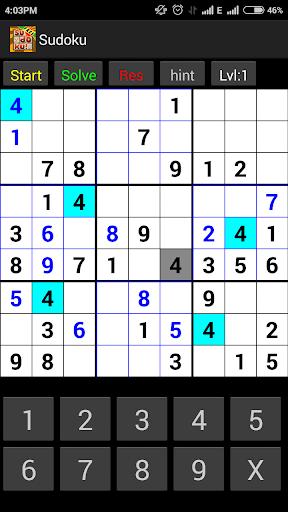 Sudoku twist