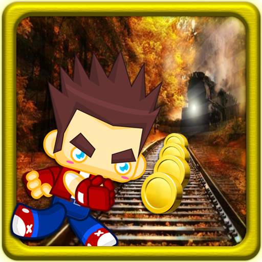 Subway Jungle Game Runner