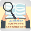 English Vocabulary - Learn, Speak, Play. icon