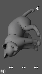 Cat Pose Tool 3D screenshot 1