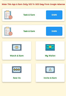 Download wPop - Task and Watch -- Free Cash Rewards For PC Windows and Mac apk screenshot 2