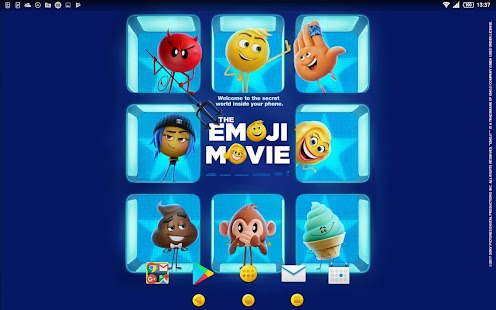 XPERIA™ The Emoji Movie Theme - 螢幕擷取畫面縮圖