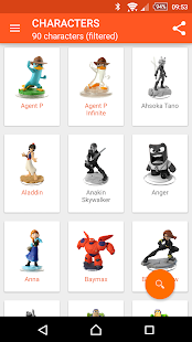 My Disney Infinity Collection- screenshot thumbnail