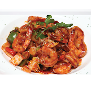 Spicy Stir Fried Shrimp