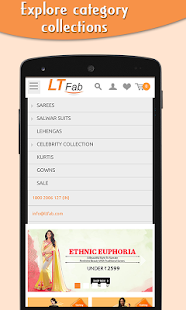 Ltfab Online Shopping App- screenshot thumbnail