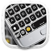 Black & White Keyboard Themes