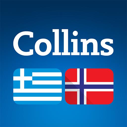 Collins Norwegian<>Greek Dictionary Icon