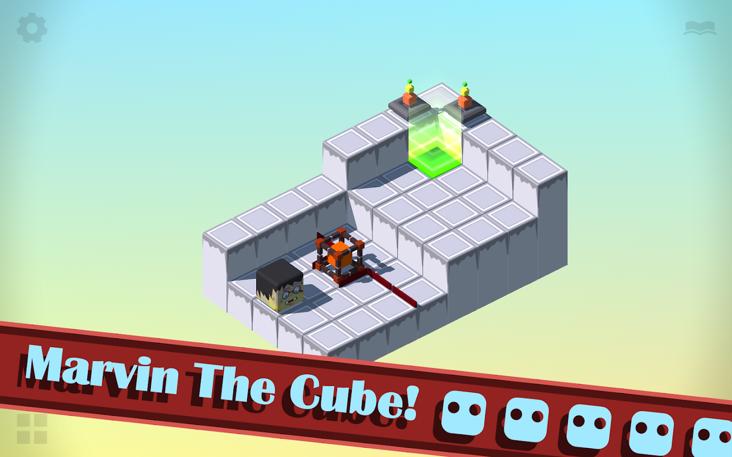 Marvin The Cube- screenshot