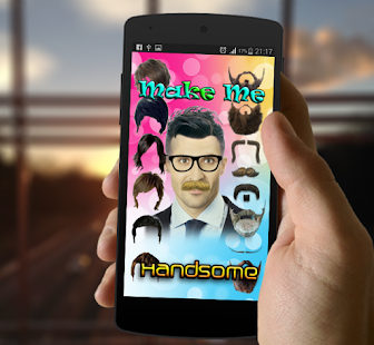 Face Changer Handsome- screenshot thumbnail