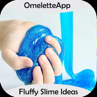 Fluffy Slime Ideas - náhled
