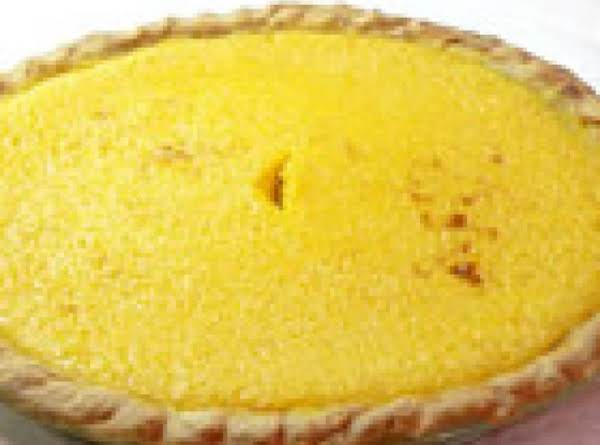 Yellow Squash  Pie ....slap Happy's  Desserts Recipe