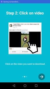 تحميل مقاطع فيديو للفيس بوك 3