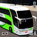 Modern Bus Simulator Drive 3D: New Bus Games Free icon