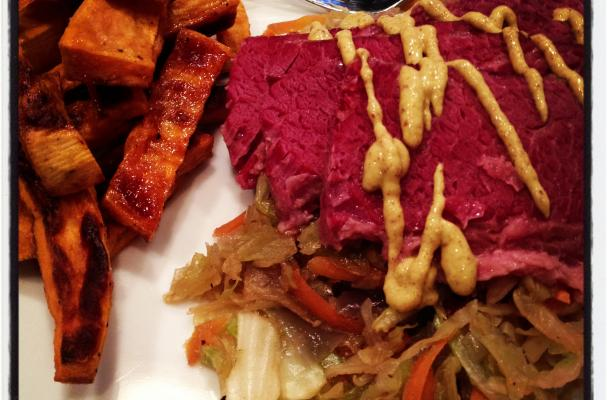 A Not So Traditional Corned Beef & Cabbage Recipe
