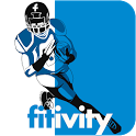 Football Wide Receiver Program icon
