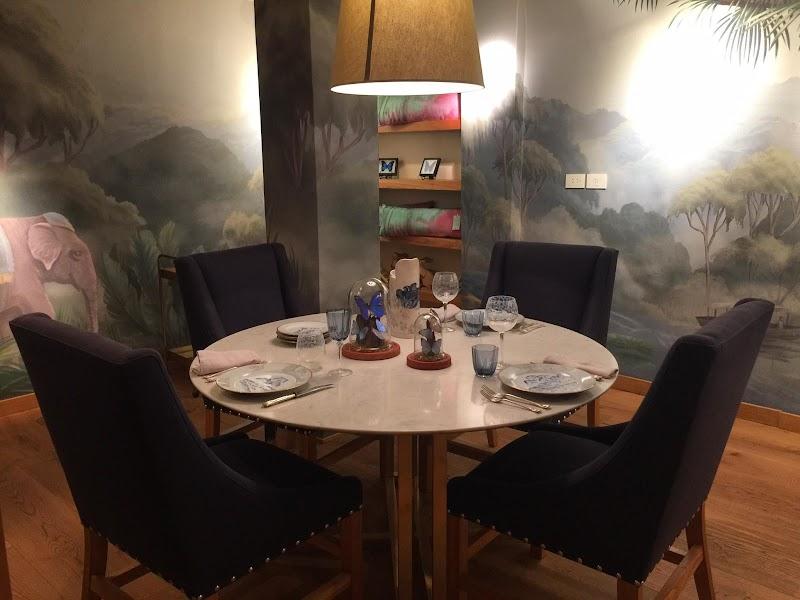 Casa FOA 2016: Comedor