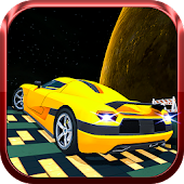 Real Super Car Sky Stunts 3D