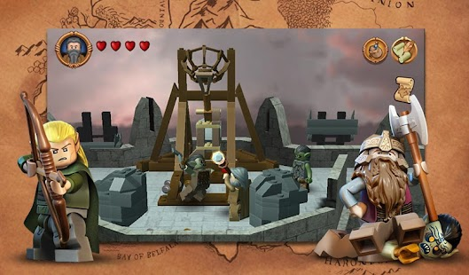 LEGO® The Lord of the Rings™ screenshot