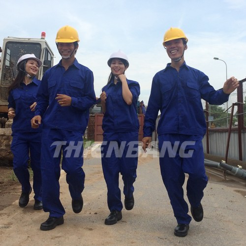 Chuyên đồng phục công nhân tại Hà Nội chất lượng tốt - Đồ bảo hộ ...