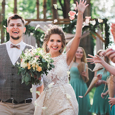 Wedding photographer Aliya Azamaeva (Spring-Swallow). Photo of 12.07.2017