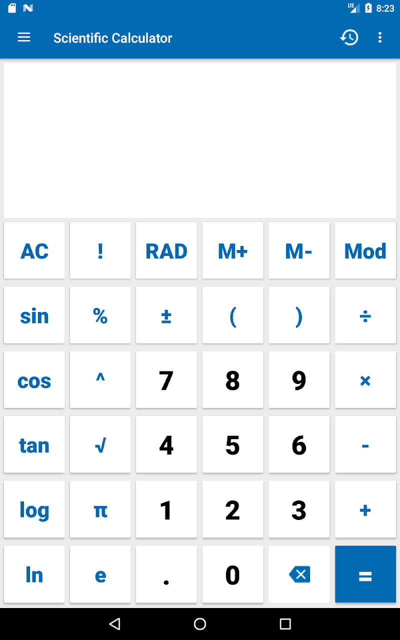 NT Calculator - Extensive Calculator Pro Screenshot 17