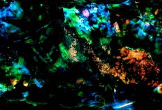 Photo: suchtiming • 2010 • remix of Stan Brakhage's Nightmusic • variation generator • imax frame size (7cm x 5cm)