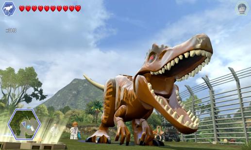 Acrostic LEGO Jurassic Batle - náhled