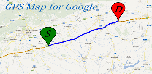 GPS Map Free - Apps on Google Play