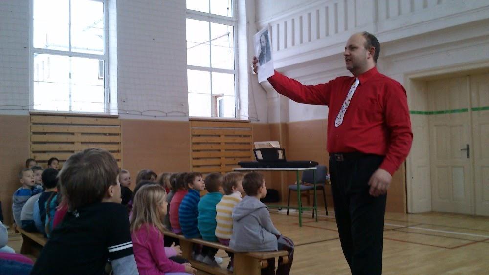 Hudební šlehačka se Smetanou
