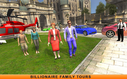Download Virtual Billionaire Family Mom Dad Life Simulator on PC