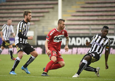 Adversaire luxembourgeois pour Charleroi