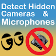Spy Finder - Detect Hidden Cameras and Microphones icon