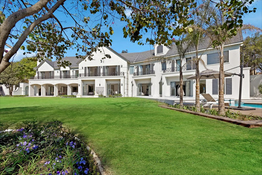 Think You 39 Re Rich Look At What These Sandton Mansions Cost