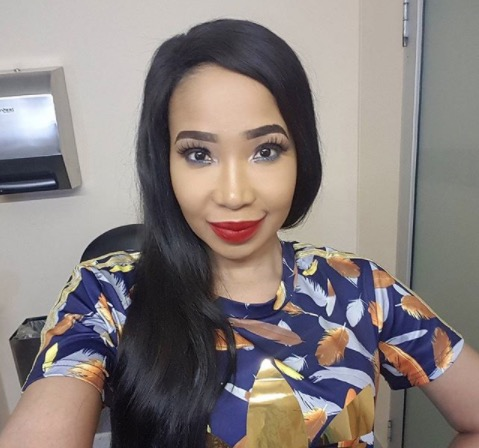 Mshoza opened up about some of her struggles as a child star.
