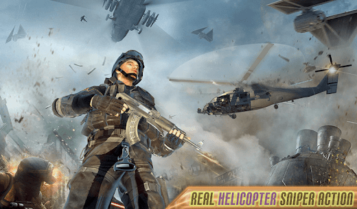 Army Fighting Battle –  New Helicopter Game 2020 5