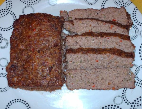 Meatloafy Wonderfulness! Recipe