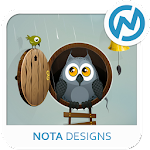 Owl Story ND Xperia Theme Icon