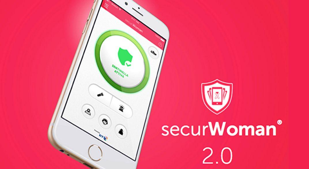 securWoman 2.0: l'App contro la violenza sulle donne