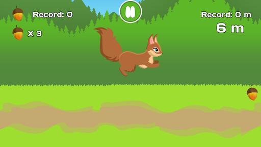 Squirrel Run - Nuts Adventure