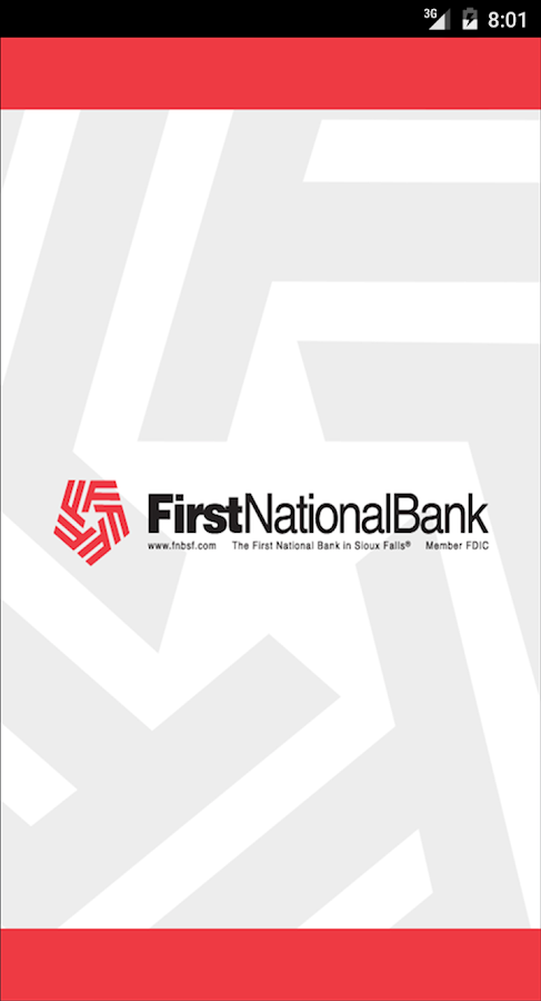 FNBSF Mobile Banking- screenshot