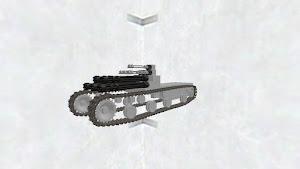 ガトリング戦車