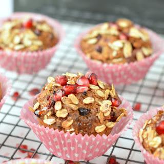 Healthy Oatmeal Breakfast Muffin
