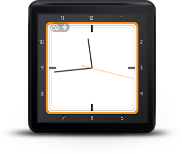 Watch Face Classic White- screenshot thumbnail