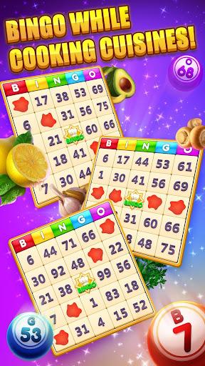 Bingo Cooking Delicious - Free Live BINGO Games 2.6.0 screenshots 1