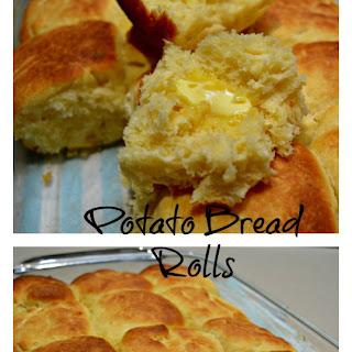 Potato Bread Rolls.