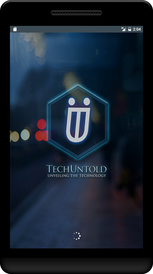 TechUntold- screenshot
