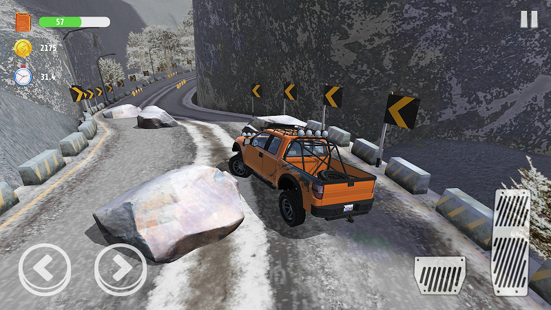 Offroad Madness Screenshot 2